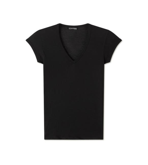 V-NECK TOP A fullsize