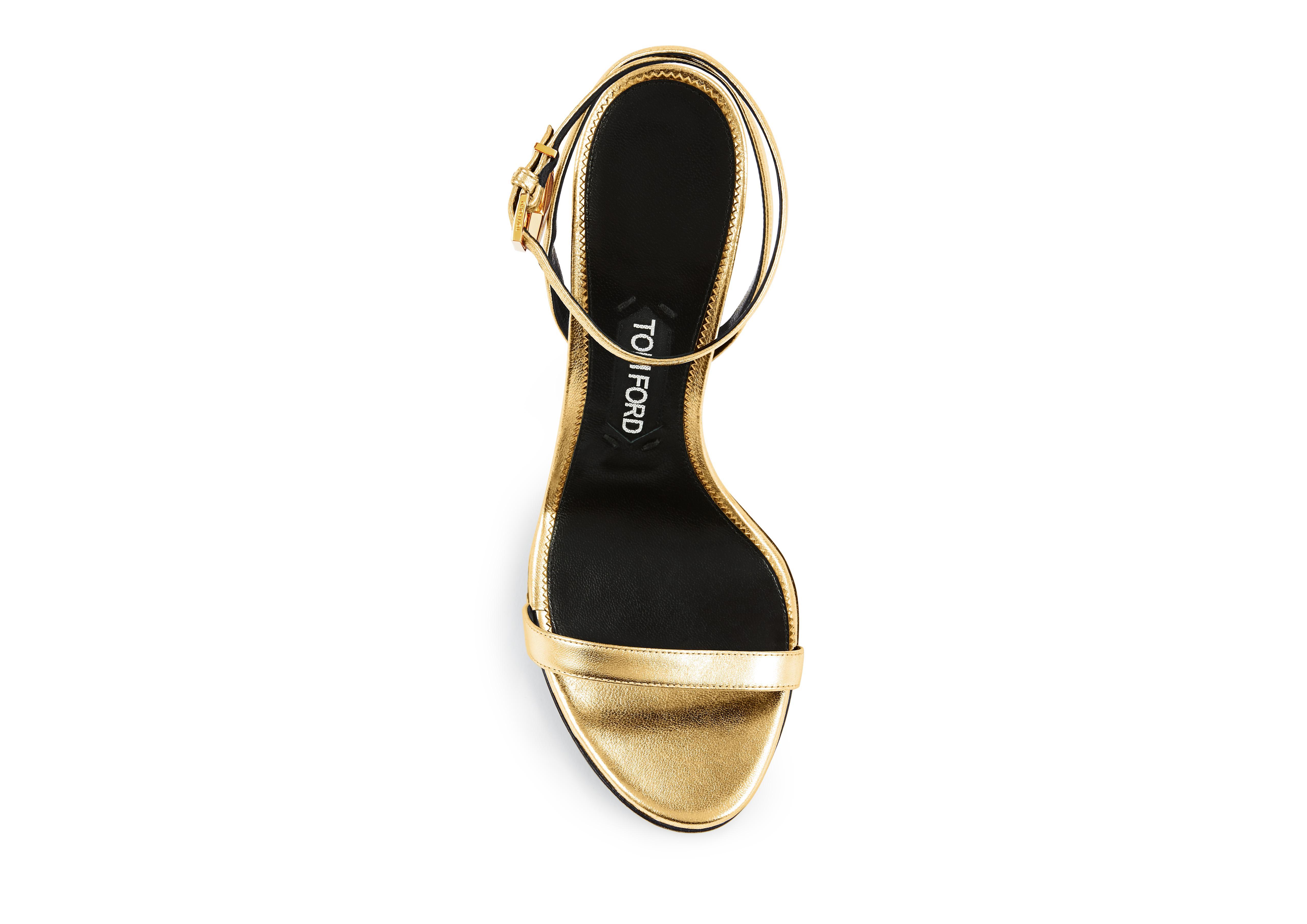 Napa Simple Strap Evening Sandal C thumbnail