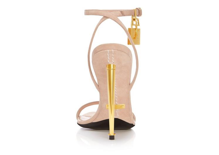 STRAPPY SANDAL WITH SPIKE HEEL C fullsize