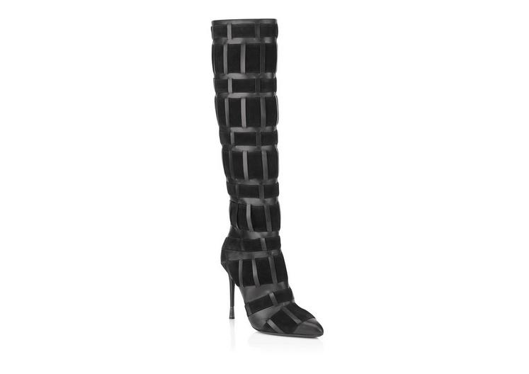 PURE LINE WEAVE TALL BOOT B fullsize