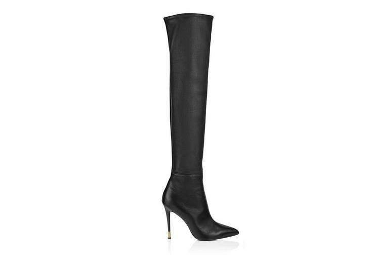 PURE LINE OTK HIGH HEEL BOOT A fullsize