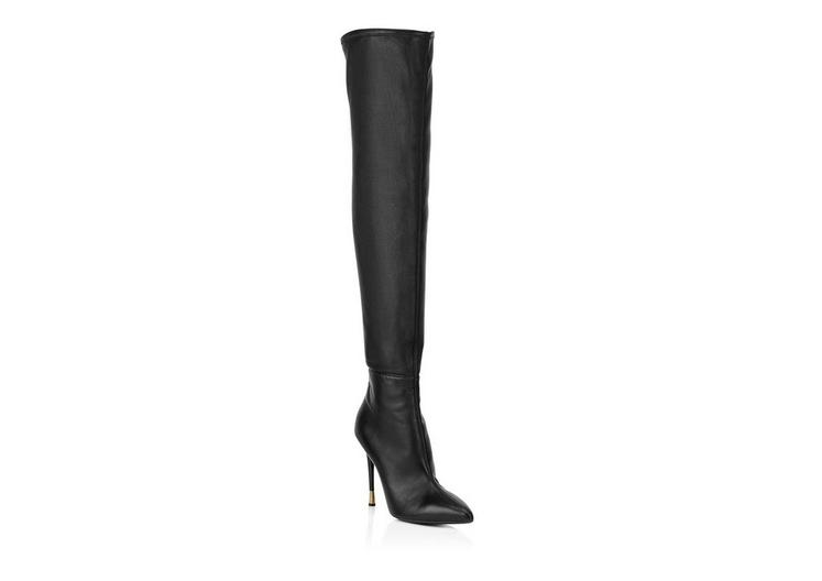 PURE LINE OTK HIGH HEEL BOOT B fullsize
