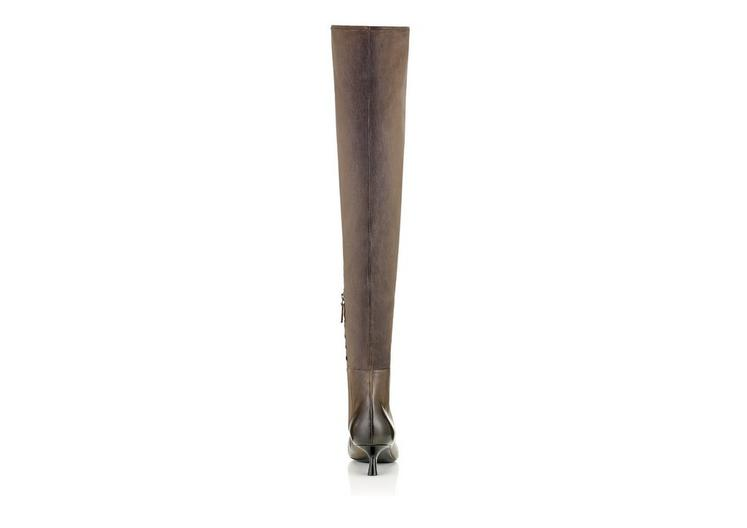 OVER THE KNEE DEGRADE BOOT C fullsize