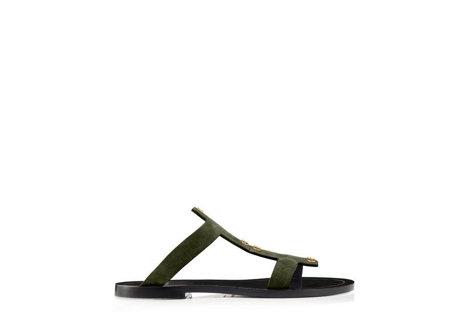 T SCREW FLAT SANDAL A fullsize