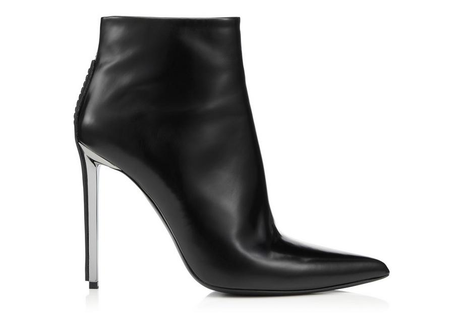 METAL HEEL ANKLE BOOT A fullsize