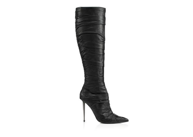 NAPPA SOFT WRAP KNEE HIGH BOOT A fullsize