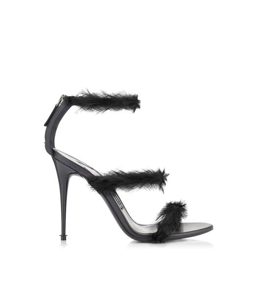 FEATHER SANDAL