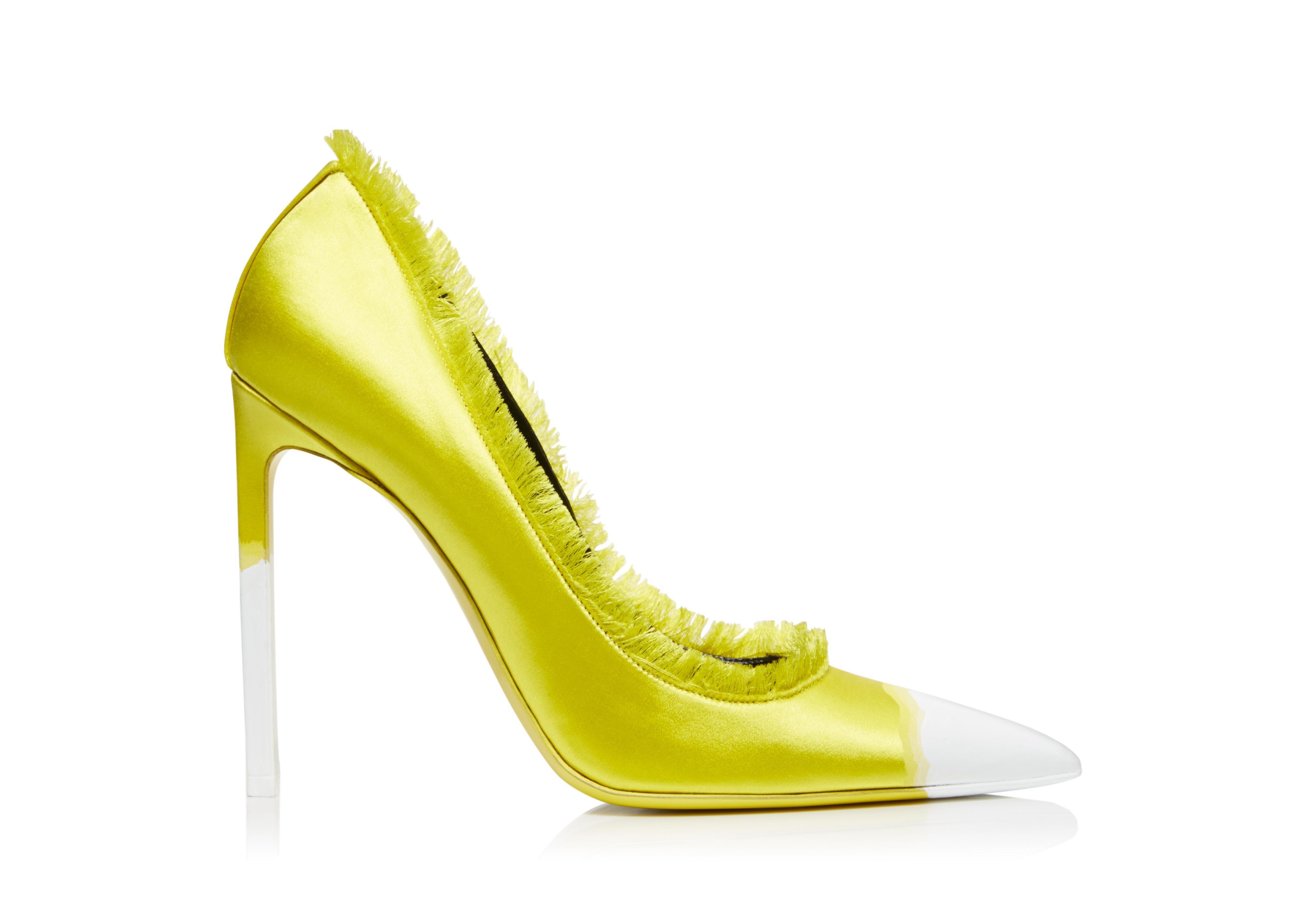 spring the fashion ford tom show clp heels impression details