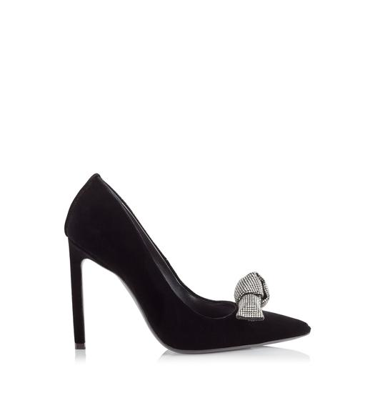 CRYSTAL BOW PUMP