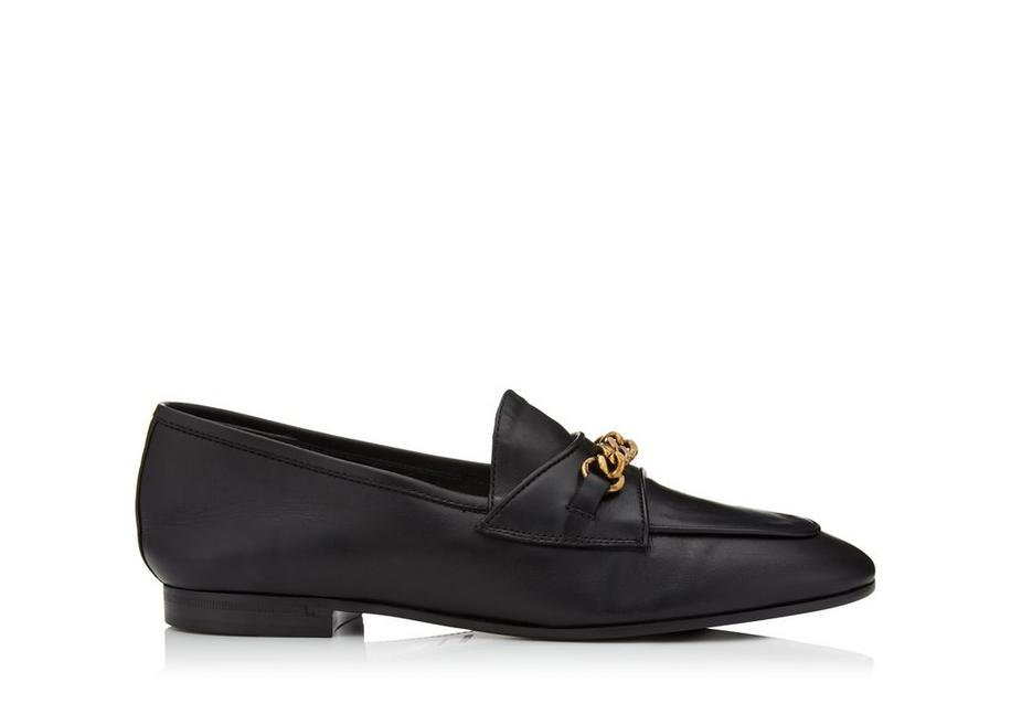 CHAIN LOAFERS A fullsize