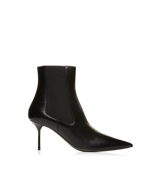 NAPPA LEATHER TF ANKLE BOOT 75 MM