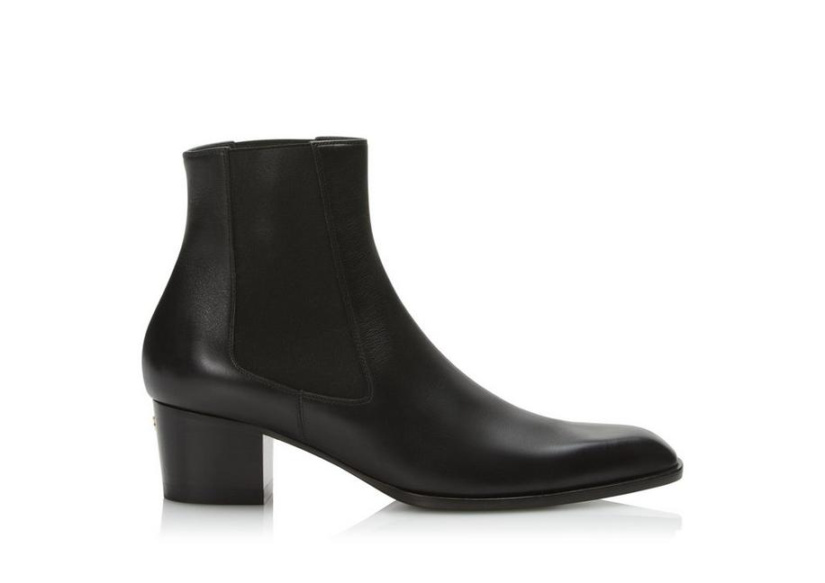 LEATHER TF ANKLE BOOT A fullsize
