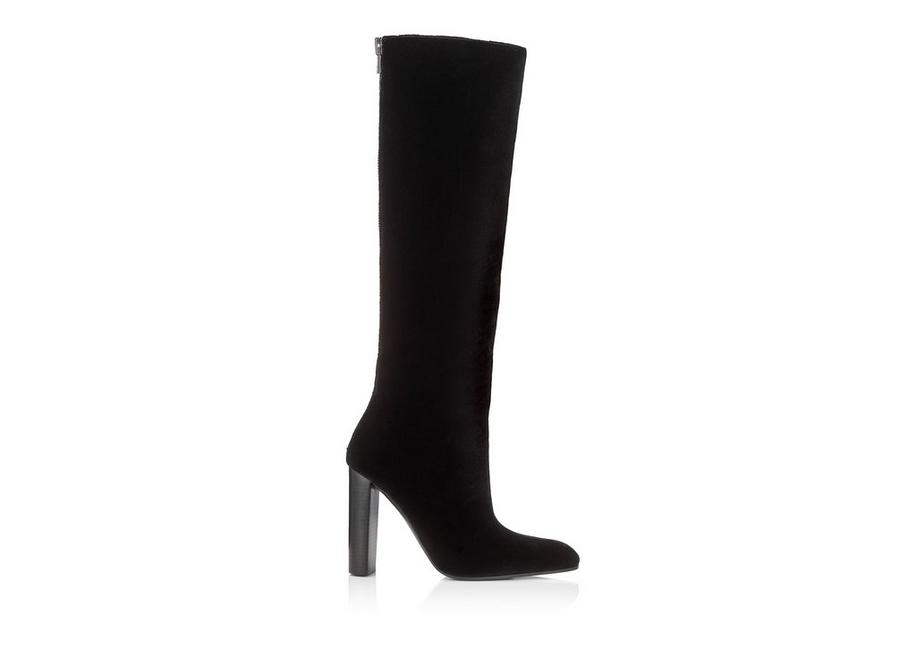 VELVET ZIP BOOT 105 MM A fullsize