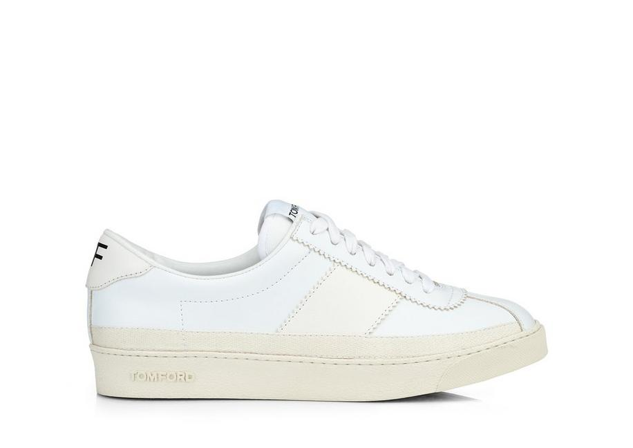 ECOFRIENDLY BANNISTER LOW TOP SNEAKERS A fullsize