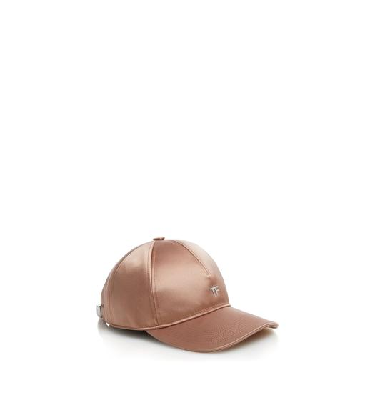 SATIN TF BASEBALL CAP