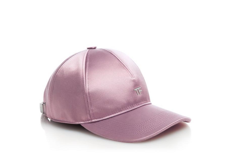 SATIN TF BASEBALL CAP A fullsize