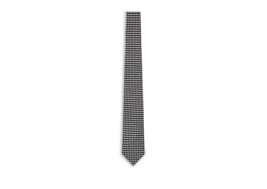 HOUNDSTOOTH TIE A fullsize