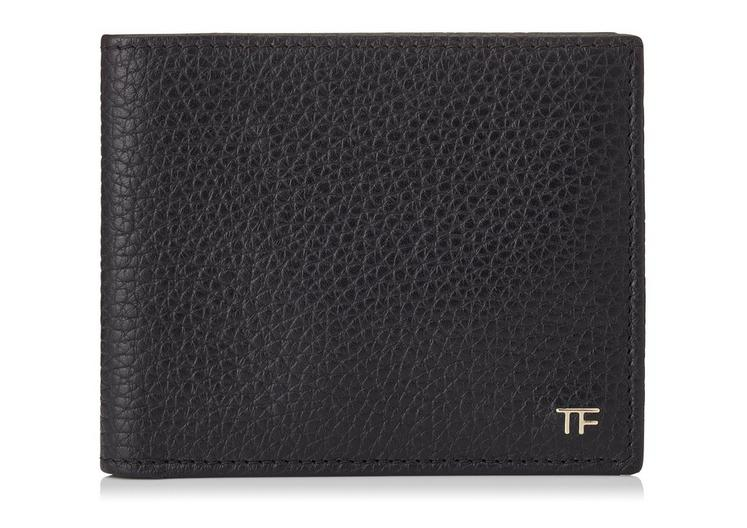 LEATHER CLASSIC BIFOLD WALLET A fullsize