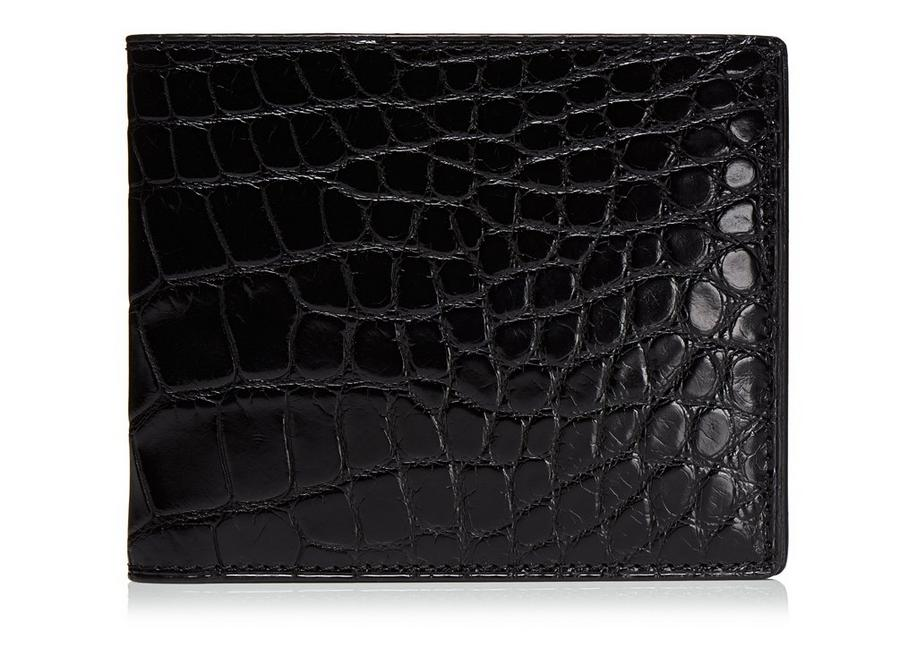 Credit card holder dark navy Tom Ford z454i4K