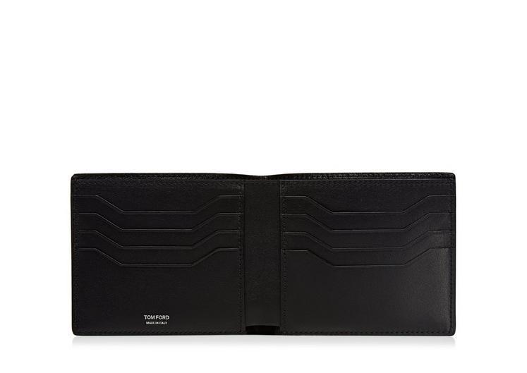 Shiny Alligator Bifold Wallet B fullsize
