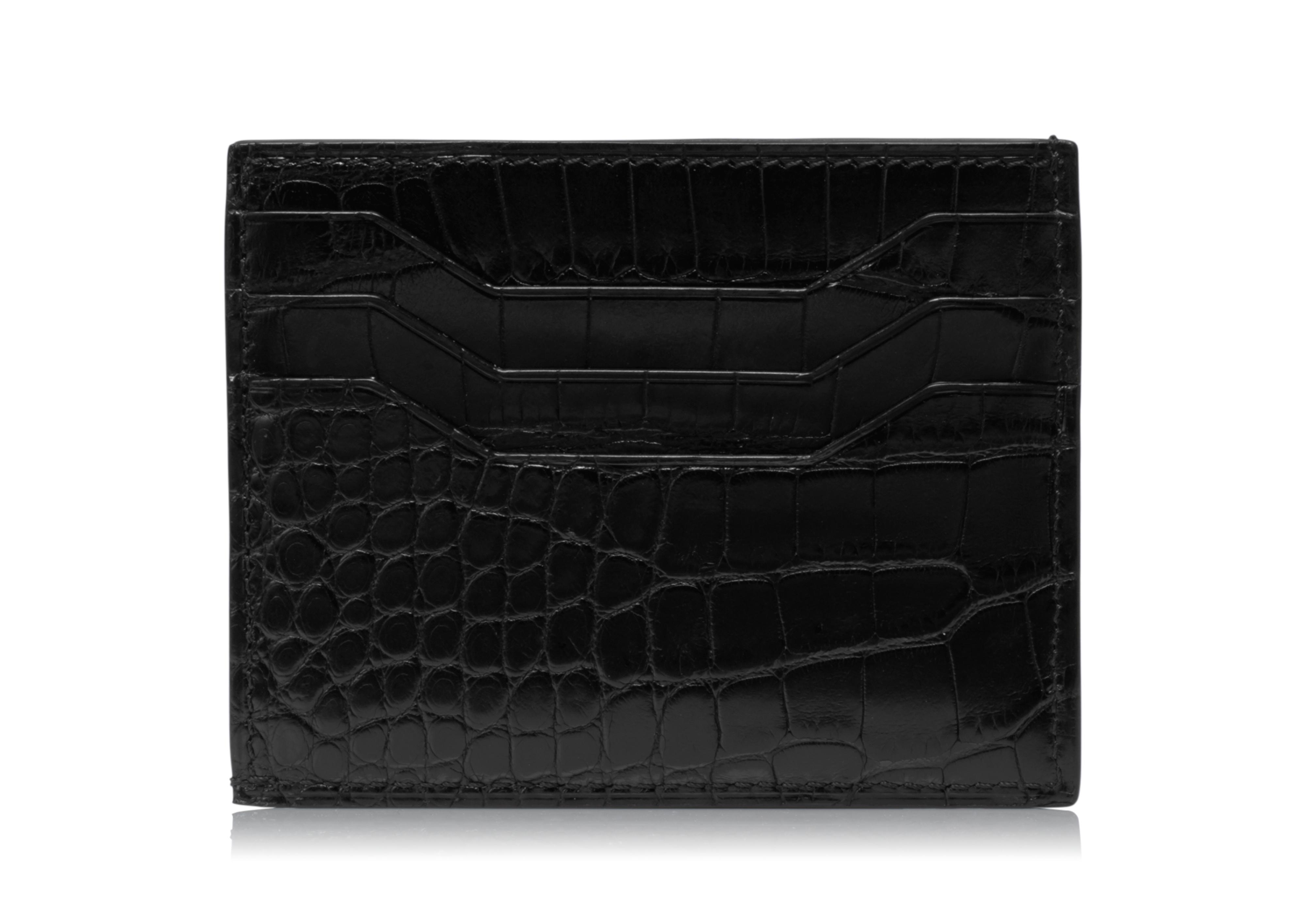 CREDIT CARD HOLDER WITH OPEN MIDDLE POCKET C thumbnail