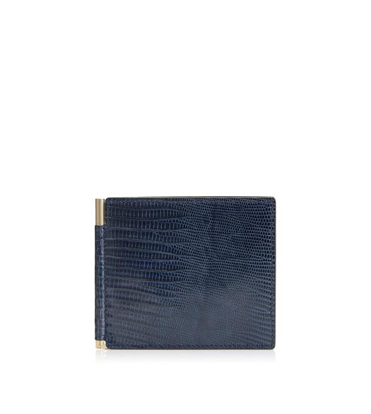 MONEY CLIP BIFOLD WALLET