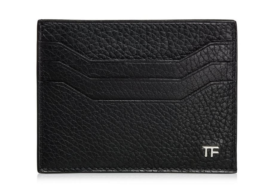 CREDIT CARD HOLDER WITH OPEN MIDDLE POCKET A fullsize