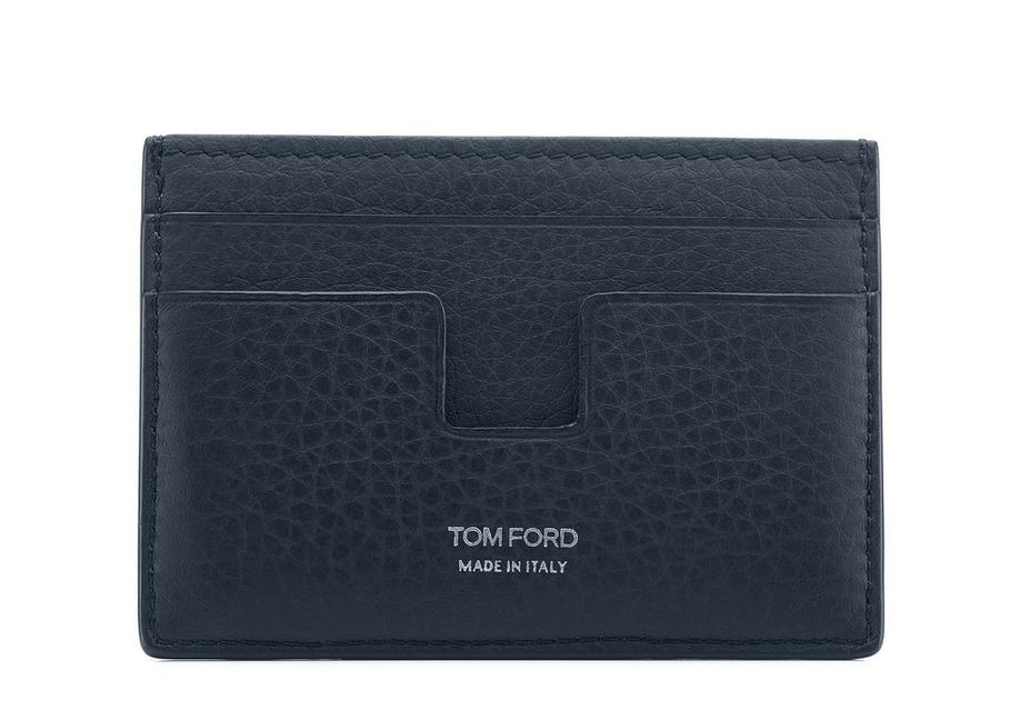 Tom Ford GRAINED LEATHER CARD HOLDER | TomFord.com