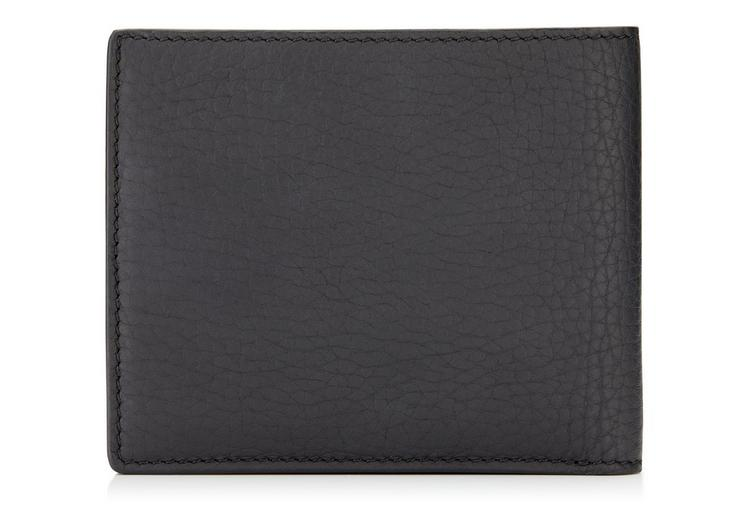 GRAINED LEATHER BIFOLD WALLET C fullsize