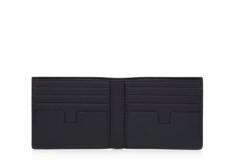 GRAINED LEATHER BIFOLD WALLET B fullsize