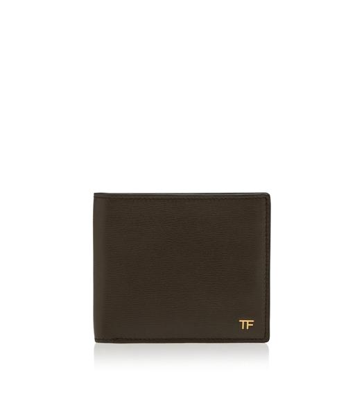 GRAIN LEATHER T LINE WALLET