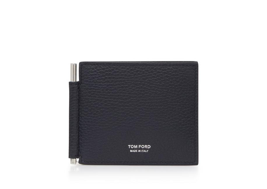 T LINE MONEY CLIP WALLET A fullsize