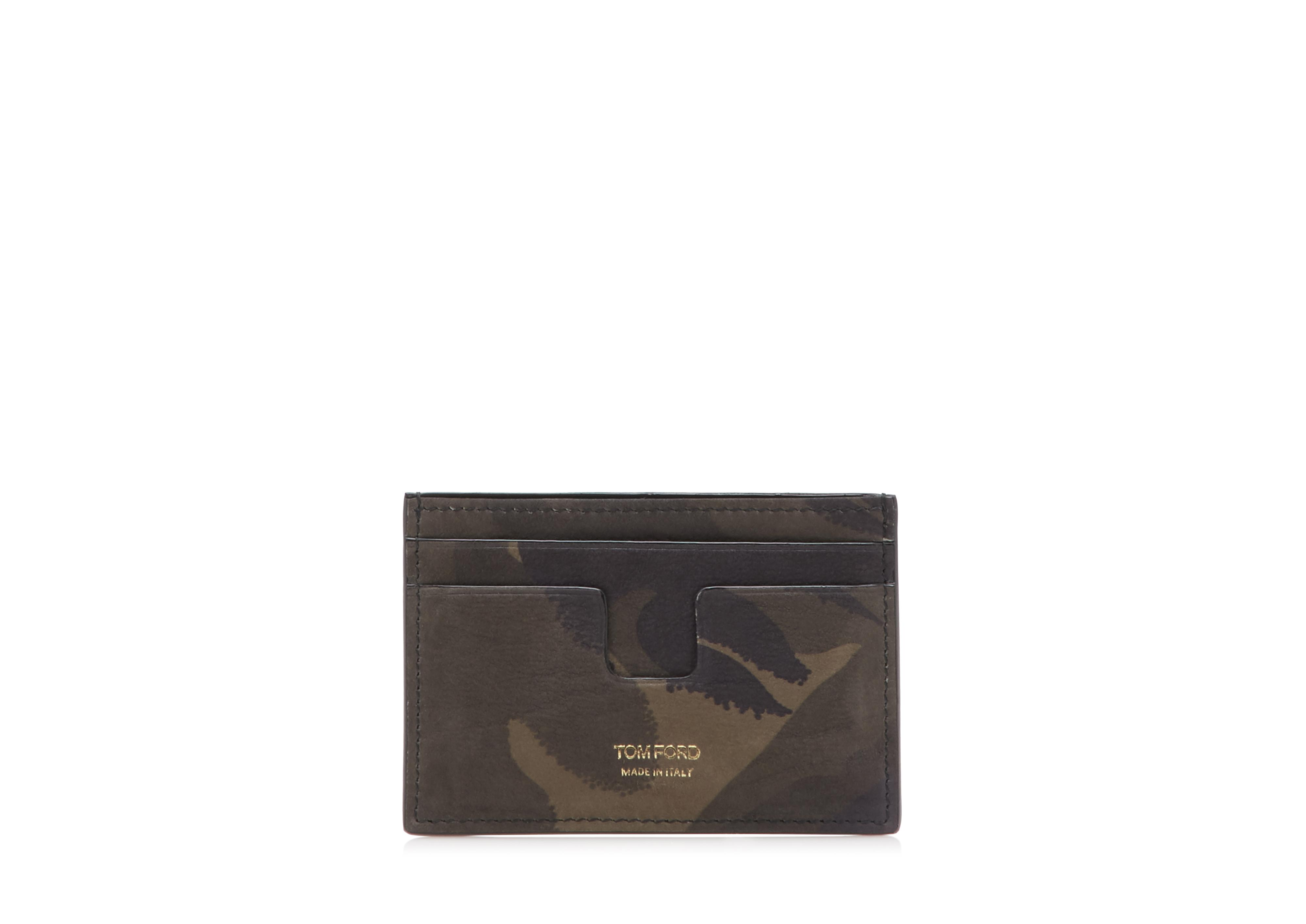 CAMOUFLAGE CARDHOLDER A thumbnail