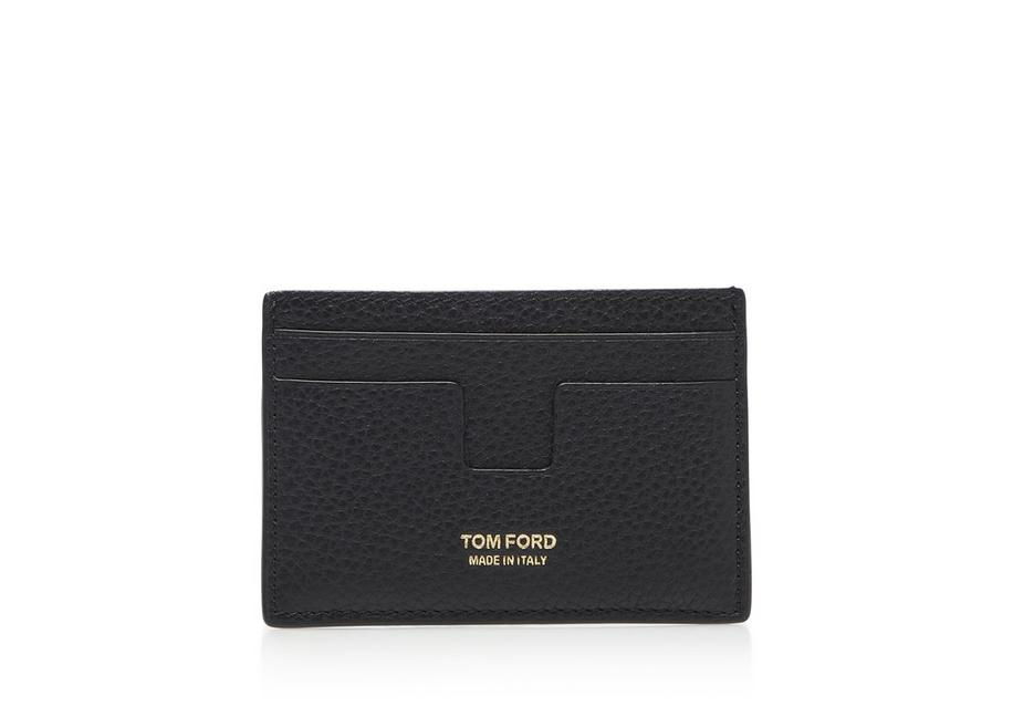 GRAINED LEATHER CLASSIC CARDHOLDER A fullsize