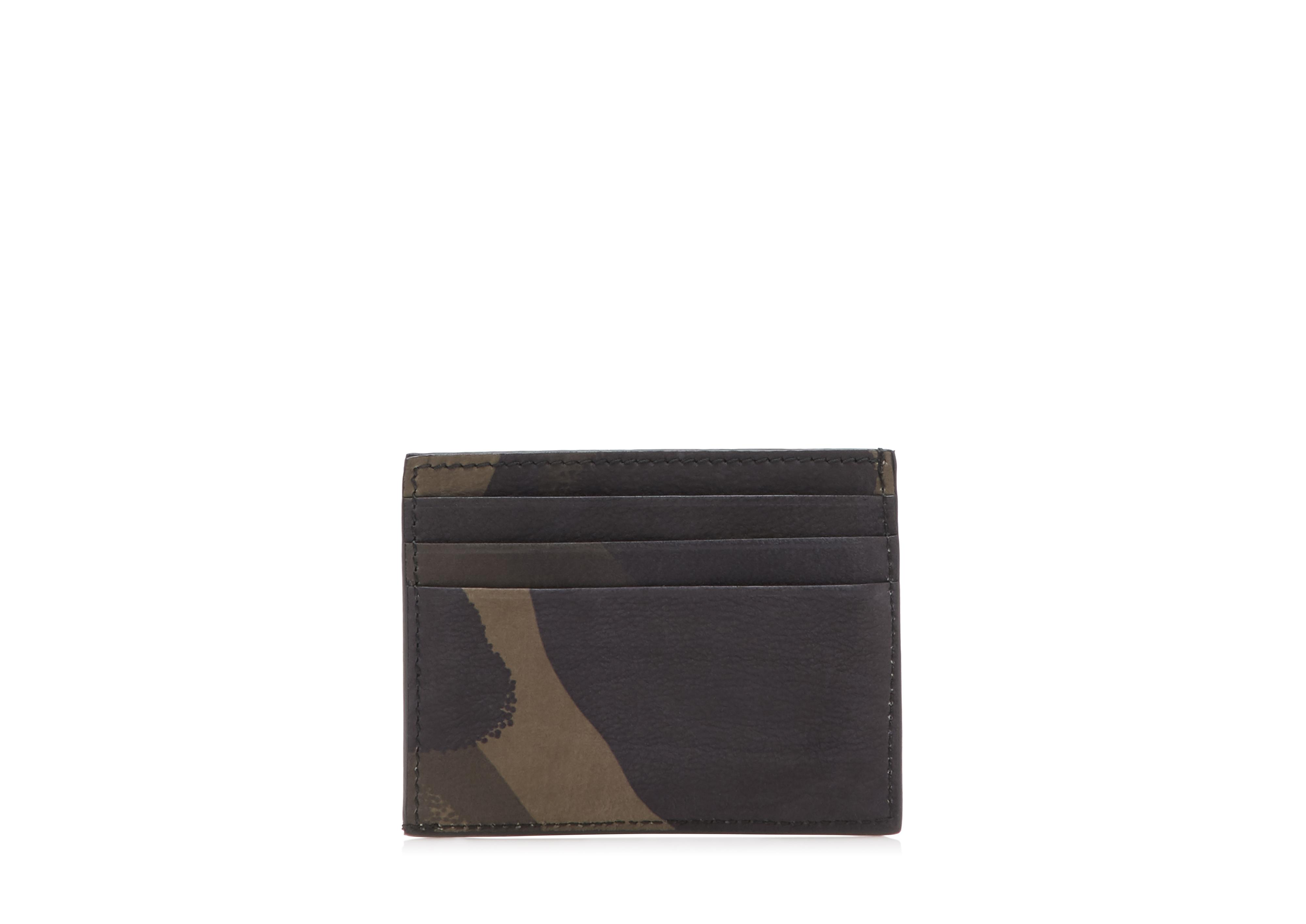 CAMOUFLAGE OPEN SIDE CARDHOLDER B thumbnail