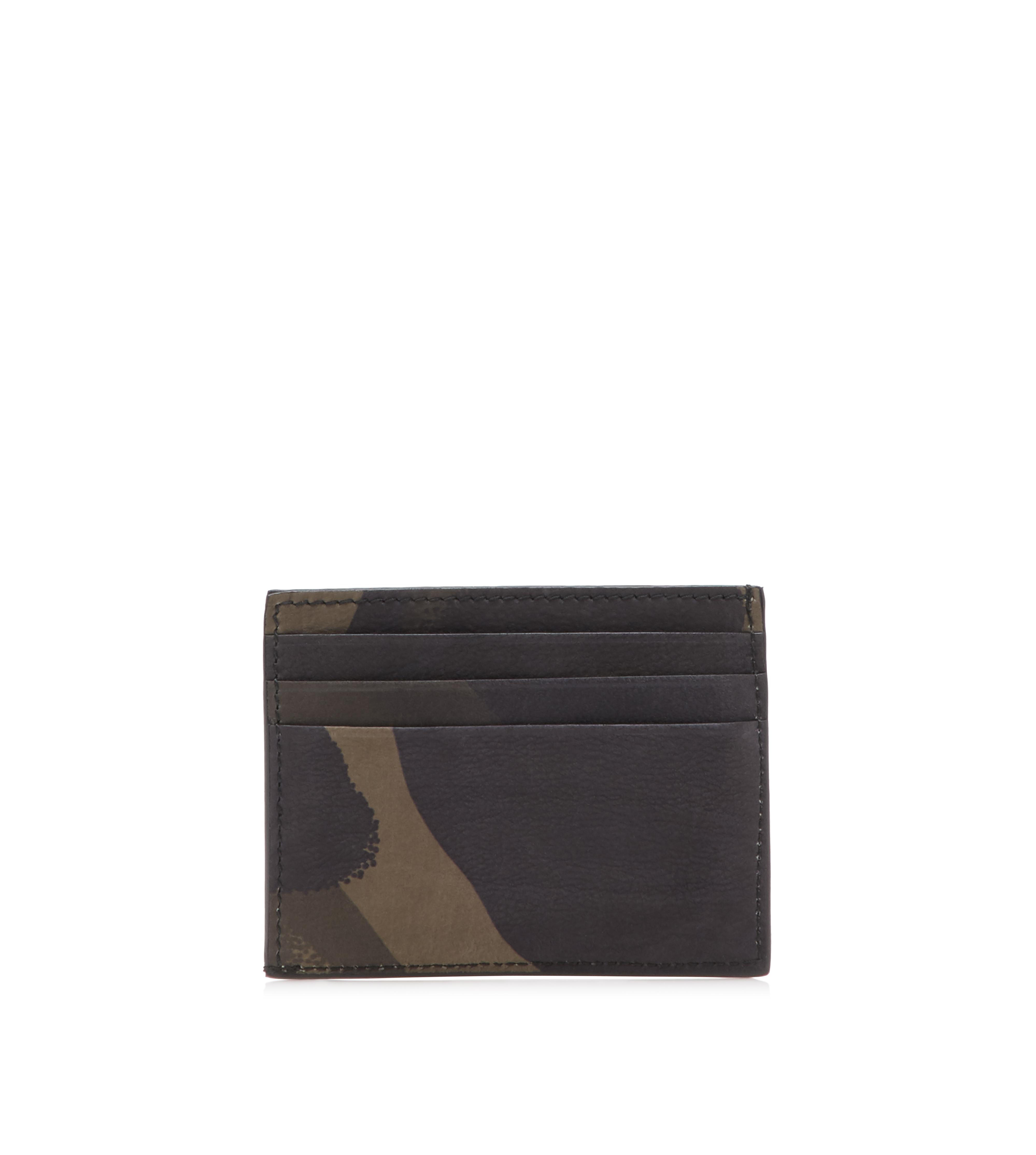 CAMOUFLAGE OPEN SIDE CARDHOLDER C thumbnail