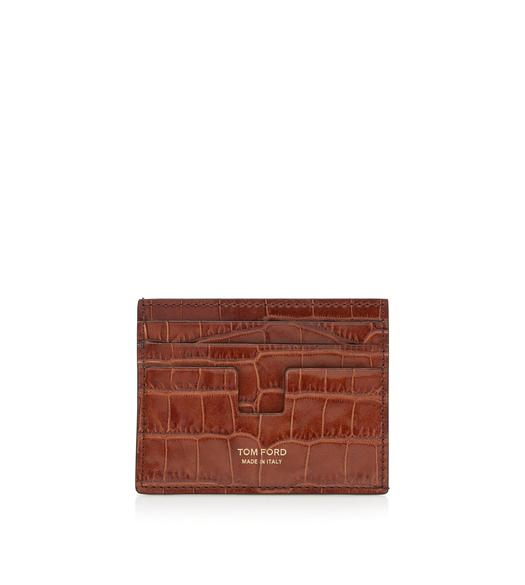 ALLIGATOR T LINE CARDHOLDER