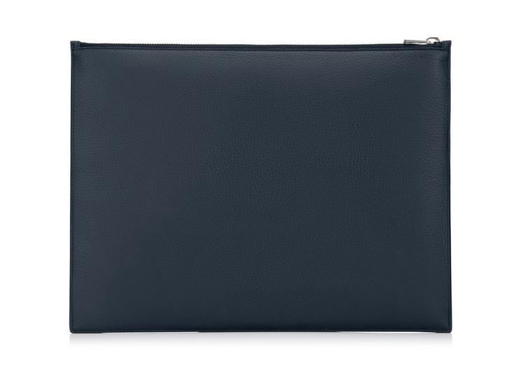 GRAINED LEATHER FLAT PORTFOLIO C fullsize