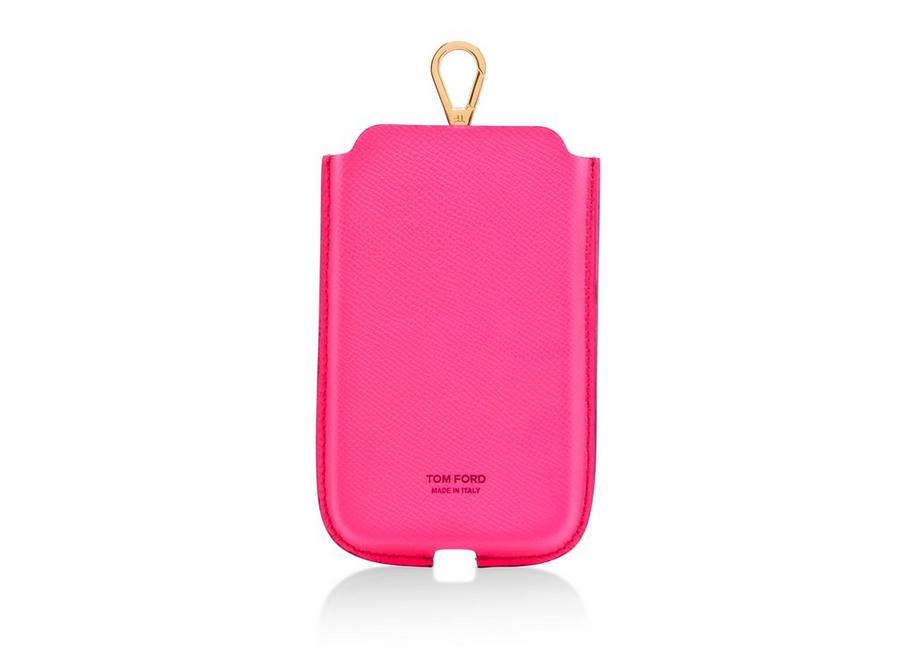 FLUO IPHONE CASE WITH STRAP A fullsize