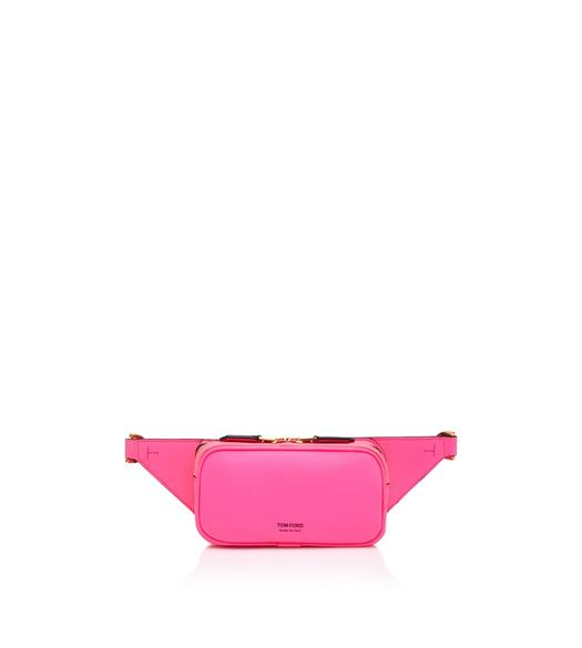 FLUO MICRO ZIP BELT BAG
