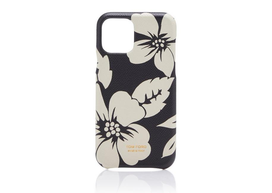 GRAPHIC FLORAL IPHONE CASE A fullsize