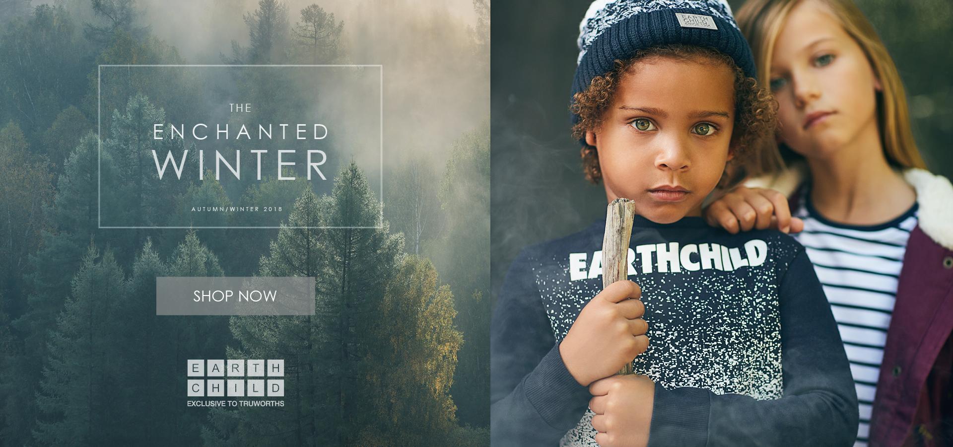 Earthchild Winter Look