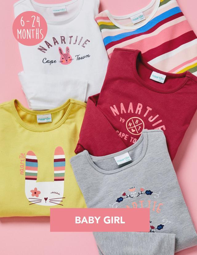 Naartjie Baby Girls