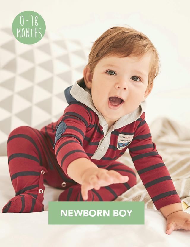 Naartjie Newborn Boy