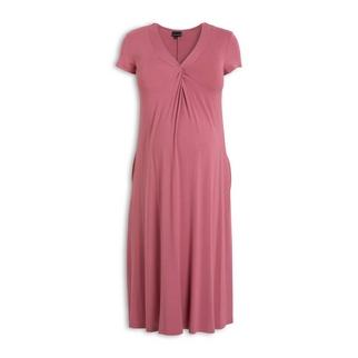 84ef53211a2 Quick Shop · Truworths - Pink Knot Dress