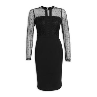 5d630a78607e6 Quick Shop · Truworths Collection - Black Lace Bodycon Dress