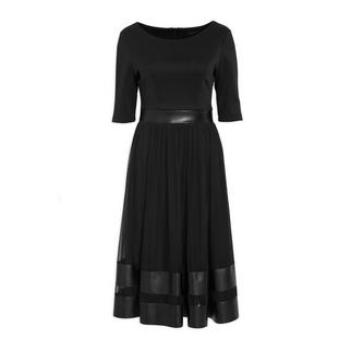 bcb6c799738db Quick Shop · Truworths - Black Combo Lace Dress