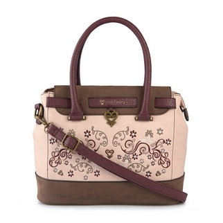 6c69569a201a Quick Shop · Ginger Mary - Embroidered Shopper Bag