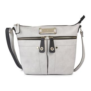 7530de9b4580 Quick Shop · Ginger Mary - Grey Across The Body Bag