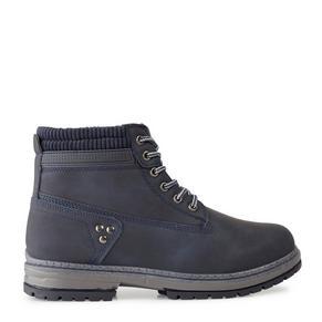 Navy Hiking Boot